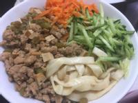 酢醬麵 (阿婆食譜)
