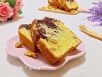 大理石核桃磅蛋糕~減糖不膩口😋