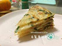 自製蔥油餅