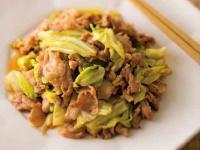 芝麻味噌炒豬肉片 (自製冷凍調理包)