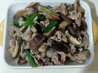 豬肉燒菇菇