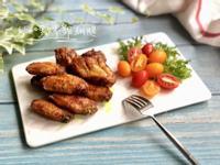 咖哩烤雞翅腿-手繪食譜