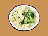 | 陳媽媽 | 炒綠白雙花椰菜