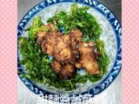 甜麵醬鹹酥雞