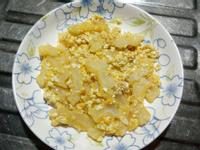 鹹蛋炒苦瓜