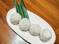南洋料理達人劉明芳--椰糖麻糬