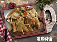 豆皮燒白菜