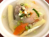 👩🏻🍳大黃瓜排骨湯-簡易快速