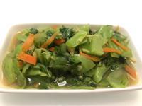 👩🏻🍳薑炒芥菜-簡易便當菜