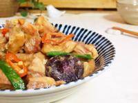 腐乳燒雞~鹹香好下飯
