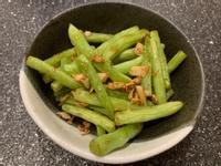 蒜香四季豆
