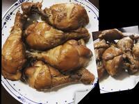 滷雞腿&滷板豆腐