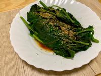 蒜香地瓜葉(5分鐘出家常菜)