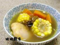 栗子海底椰雞湯