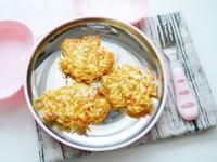 穗穗康健寶寶南瓜麵-高麗菜蘿蔔麵線蛋煎