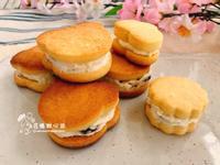 奶霜莓果夾心餅