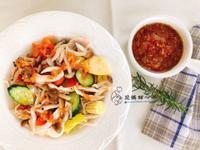 南法田園普羅旺斯沙拉(輕食料理)