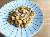 金沙豆腐(五分鐘出家常菜)