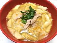 👩🏻🍳時蔬麵線-皎白筍-小玉米