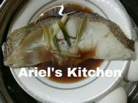 醬油清蒸鱈魚