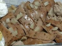 烤 蒜味雞胸肉