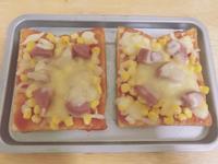 厚片吐司披薩