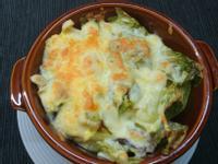 焗烤菇菇蛋 (生酮/低醣)
