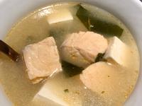 好好喝『鮭魚豆腐味增湯』