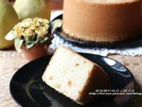 [四季江戶味之秋季料理]柚香紅茶戚風蛋糕