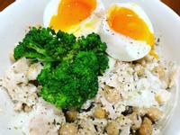 高蛋白「優格鷹嘴豆鮪魚沙拉」365卡