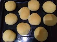 麻糬蘋果小餐包包(無糖無蛋) (奶素)