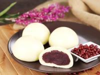 春天也要吃早餐,苦荞红豆包都给你做好了!