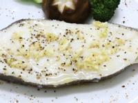 焗烤蒜香奶油鱈魚