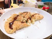大阪燒偏蔥油餅