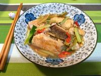 紅燒魚片(草魚)