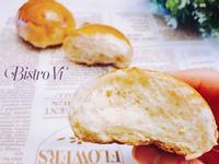 零基礎一次上手5分鐘免揉麵包-哈拉小餐包
