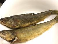 簡單煎- 只有香魚