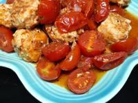 番茄雞肉小丸子(減脂便當)