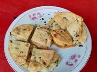 頭城金黃蔥油餅