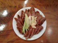 家常宴廚房~手工原味香腸
