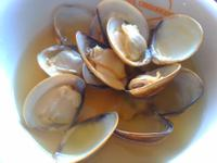 黃金蛤仔湯