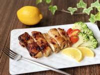 檸香鹽麴醬烤雞腿排-手繪食譜