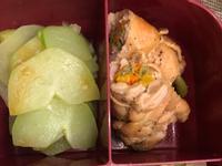 蔬菜雞肉捲