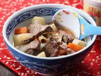 清燉蘿蔔牛肉