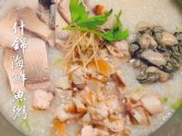 什錦海鮮魚粥