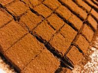 超快速 簡單製作生巧克力