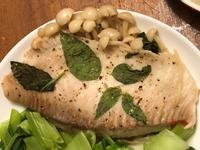 微波料理 泰式清蒸檸檬魚