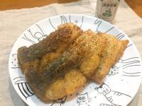 香酥鱸魚排(半煎半炸)不油膩