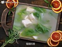 白菜豆腐味噌湯