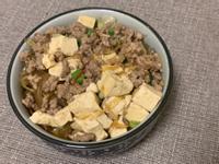 麻婆豆腐x螞蟻上樹(跨界新菜)